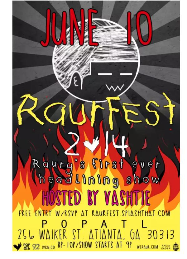 #RAURFEST2014